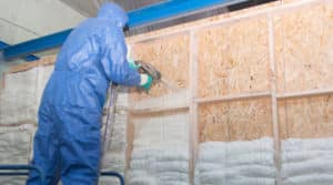 commercial spray foam insulation Northland Spray Foam Insulation Company In Minnesota Northland Spray Foam Insulation Longville MN