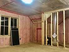 Fiberglass Insulation Installation in minnesota 221 Northland Spray Foam Insulation Company In Minnesota Northland Spray Foam Insulation Longville MN