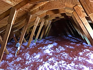blown attic insulation in minnesota sm service-areas Northland Spray Foam Insulation Longville MN