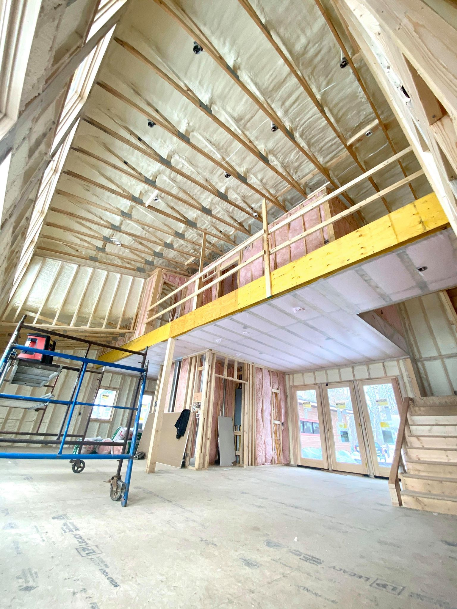 closed cell Spray Foam Insulation Pine lake Backus Spray Foam Insulation, Sound Insulation, and Fiberglass Pine Lake Northland Spray Foam Insulation Longville MN