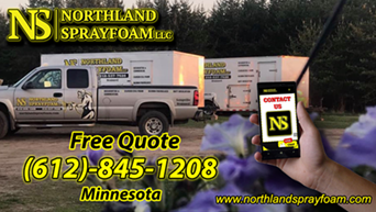 Spray Foam Insulation, Sound Insulation, and Fiberglass Pine Lake